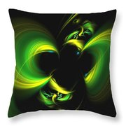 Universal Joy Throw Pillow