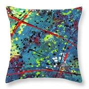 Universal Pane Throw Pillow
