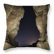 Universal View Throw Pillow