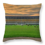 University Of Bonn Throw Pillow