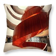 University Of Sydney Business School Interior IIi Throw Pillow