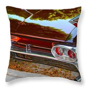 Unknown Patriot Throw Pillow