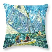 Unknown Title Throw Pillow
