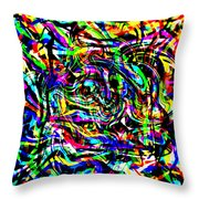 Unra Throw Pillow