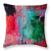 Unresolved Feelings Throw Pillow