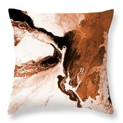 Unresolved No. 3 Throw Pillow