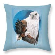 Unrivalled Throw Pillow