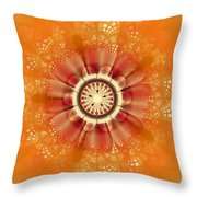Unsealed Throw Pillow
