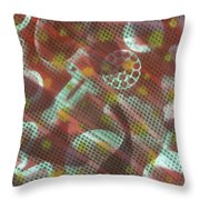 Unsolved Structure Throw Pillow