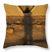 Until That Day Arrives Throw Pillow