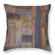 Untitled-0131 Throw Pillow