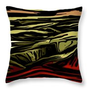 Untitled 02-06-10-b Throw Pillow