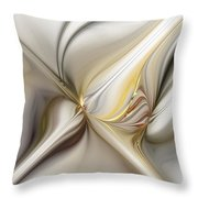 Untitled 02-16-10 Throw Pillow