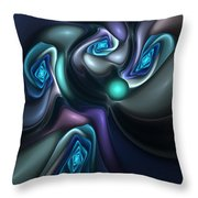 Untitled 04-14-10-b Throw Pillow