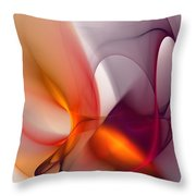 Untitled 04-26-10 Throw Pillow