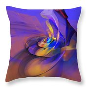 Untitled 042015 Throw Pillow