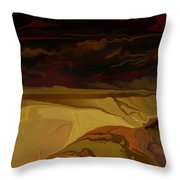 Untitled 12-02-09 Throw Pillow