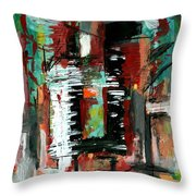 Untitled #13 Throw Pillow