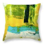 I Know What I Like Throw Pillow