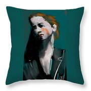 Untitled 19july2016 Throw Pillow
