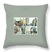 Untitled-2 Throw Pillow
