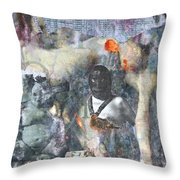 Untitled, 2015 Throw Pillow