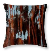 Untitled-22 Throw Pillow