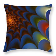 Untitled 3-23-10 Throw Pillow