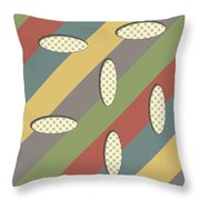 Untitled - 3 Throw Pillow