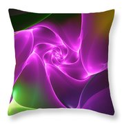 Untitled 4-06-10 Throw Pillow