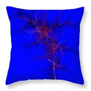 Untitled 4-10-1--c Throw Pillow