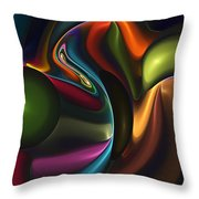 Untitled 4-10-10-a Throw Pillow