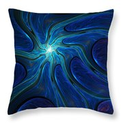 Untitled 4-10-10-b Throw Pillow
