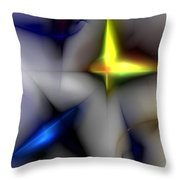 Untitled 4-13-10 Throw Pillow