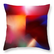 Untitled 4-14-10 Throw Pillow