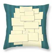 Untitled - 4 Throw Pillow