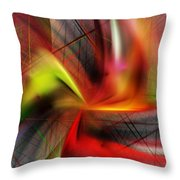 Untitled 5-3-10-a Throw Pillow
