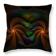 Untitled 5-3-10 Throw Pillow