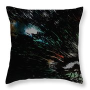 Untitled-56 Throw Pillow