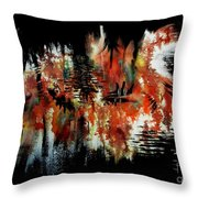 Untitled--58 Throw Pillow