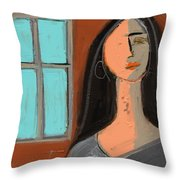 Untitled 647 Throw Pillow