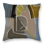 Untitled 650 Throw Pillow