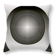 Untitled 668 Throw Pillow