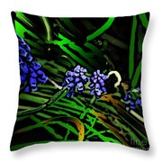 Untitled 7-02-09 Throw Pillow