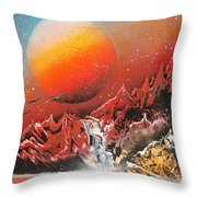 Untitled 7 Throw Pillow