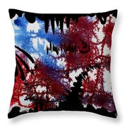 Untitled-72 Throw Pillow