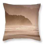 Untitled Fog Throw Pillow
