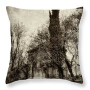 Untitled N.96 Throw Pillow
