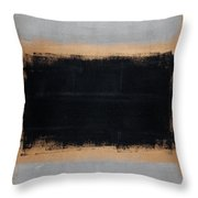 Untitled No. 15 Throw Pillow