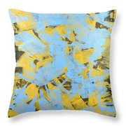 Untitled No.19 Throw Pillow